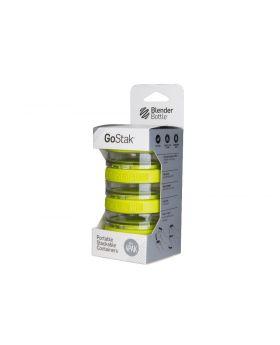 BlenderBottle® GoStak™ - Starter 4 Pack